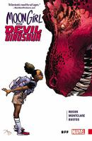 Cover of Moon Girl and Devil Dinosa