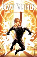 Black Panther. A nation under our feet. Book two