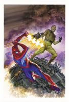 The amazing Spider-Man. Worldwide