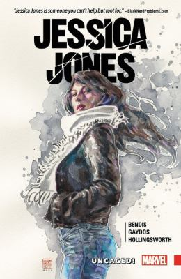 Cover image for Jessica Jones