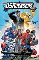 U.S. Avengers. American intelligence mechanics