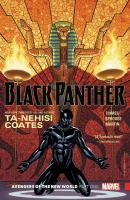 Black Panther. Avengers of the new world, Book 4, part 1