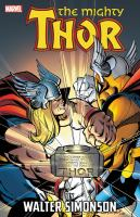 The Mighty Thor by Walter Simonson, [vol.] 01