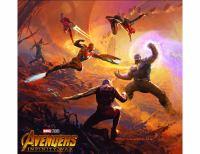 The Art of Marvel Studios Avengers, Infinity War