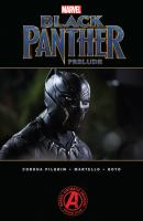 Marvel Black Panther Prelude