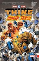 The Thing and the Human Torch