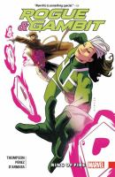 Rogue & Gambit. Ring of fire