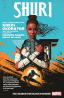Cover of Shuri. Vol. 1, The search