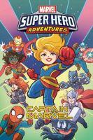 Marvel super hero adventures. Captain Marvel