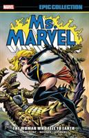 Ms. Marvel Epic Collection
