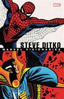 Marvel Visionaries: Steve Ditko (Marvel Visionaries)