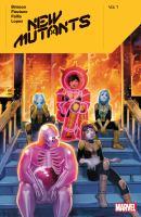 New Mutants by Ed Brisson