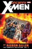 Uncanny X-Men by Kieron Gillen
