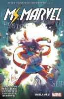 Ms. Marvel by Saladin Ahmed