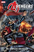 Avengers by Jonathan Hickman