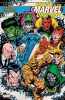 History of the Marvel Universe1 volume : chiefly illustrations ; 26 cm