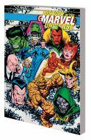 History of the Marvel Universe Treasury