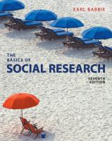 The Basics Of Social Research (11th)