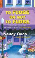 To Fudge or Not to Fudge