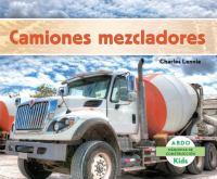 Camiones mezcladores