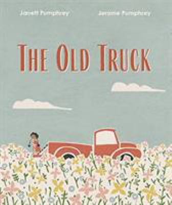 The Old Truck(book-cover)