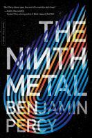 The Ninth Metal