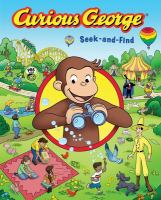 Curious George : seek-and-find