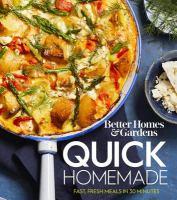 Quick Homemade