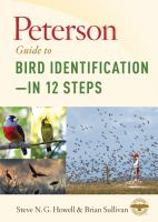 Peterson Guide to Bird Identification -- in 12 Steps