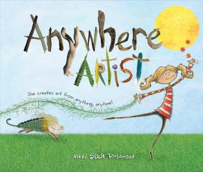 Anywhere Artist(book-cover)
