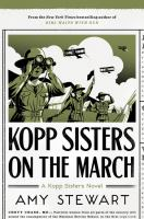 Kopp Sisters on the March