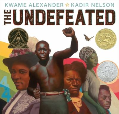 The Undefeated(book-cover)