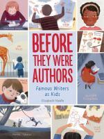 Before They Were Authors