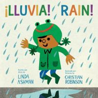 Cover of ¡Lluvia! = Rain!