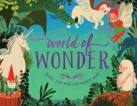 World Of Wonder: Tummy Time Book And Growth Chart