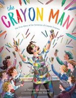 Cover of The Crayon Man: The True S