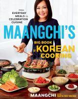 Cover of Maangchi's Big Book of Kor