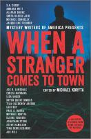 Mystery Writers of America Presents When A Stranger Comes to Town