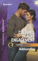 Colton's Deadly Engagement