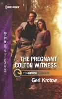 The Pregnant Colton Witness (Original)