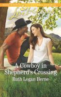 Cowboy in Shepherd's Crossing.