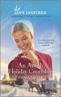 An Amish Holiday Courtship