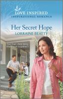HER SECRET HOPE--ON ORDER FOR HERRICK!