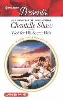 Wed for His Secret Heir