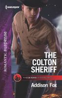The Colton Sheriff