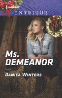 MS. DEMEANOR