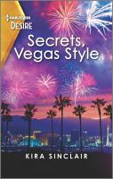 Secrets, Vegas Style: A Best Friend's Brother Romance (Original)