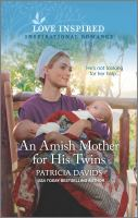 An Amish Mother for His Twins