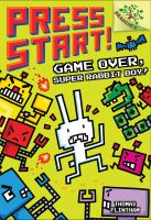 Cover of Press Start!: Game Over, S