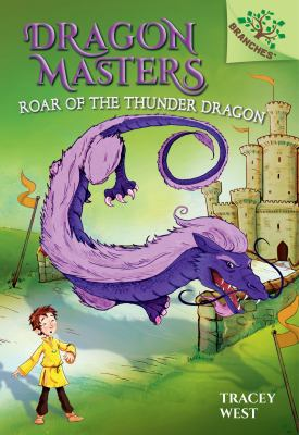 Cover image for Roar of the Thunder Dragon
